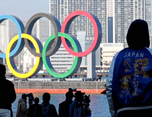 Relevance in question: The Olympic Games